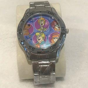 Men's Scooby-Doo Stainless Steel Watch